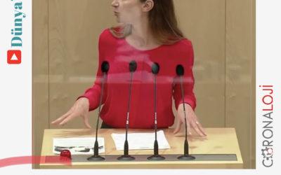 Avusturya Milletvekilinden Çarpıcı Konuşma