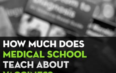 ABD'li Sağlıkçılar Fakültede Aşı ile İlgili Ne Öğrendiklerini Açıklıyor